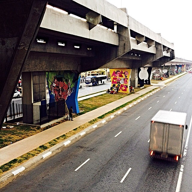 MAAU - Museu Aberto de Arte Urbana - Santana - São Paulo #maau #streetartsp #streetartsaopaulo #streetarbrazil #sampagraffiti #graffitimagazine #dopeshotbro #DSB_Graff #streetartandgraffiti #urbanart #graffiti #grafite #coolsampa #coolbr