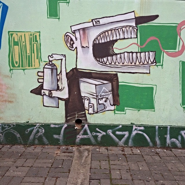 Graphis CDC Tide Setubal - São Miguel Paulista - São Paulo #graphis #cdctidesetubal #streetartsp #streetartsaopaulo #streetarbrazil #sampagraffiti #graffitimagazine #dopeshotbro #DSB_Graff #streetartandgraffiti #urbanart #graffiti #grafite #coolsampa #rsa_graffiti #azstreetart #azgraffiti #streetartshots #streetartuncovered #instagrafite #beoriginal #milagres #graffitidesign