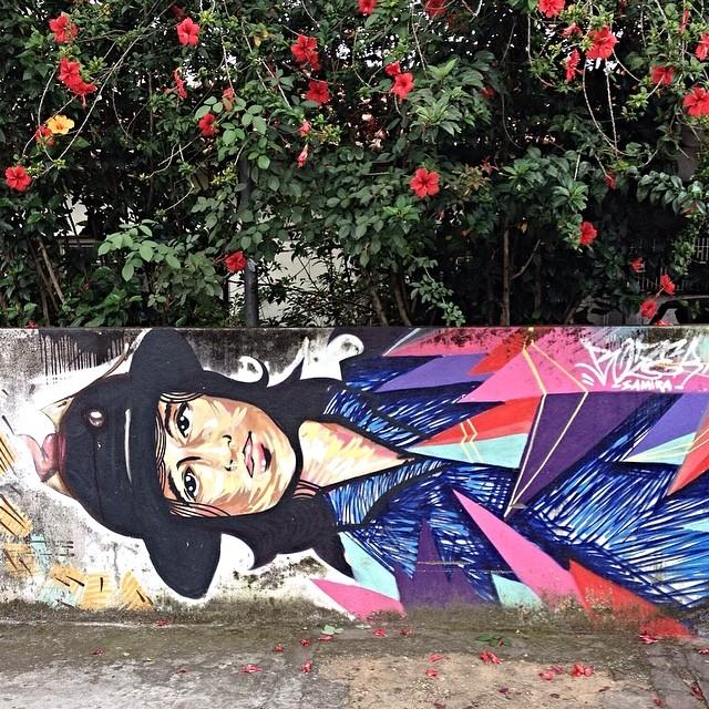 São Miguel Paulista - São Paulo #streetartsp #streetartsaopaulo #streetarbrazil #sampagraffiti #graffitimagazine #dopeshotbro #DSB_Graff #streetartandgraffiti #urbanart #graffiti #grafite #coolsampa #rsa_graffiti #azstreetart #azgraffiti #streetartshots #streetartuncovered #instagrafite #beoriginal #milagres #graffitidesign