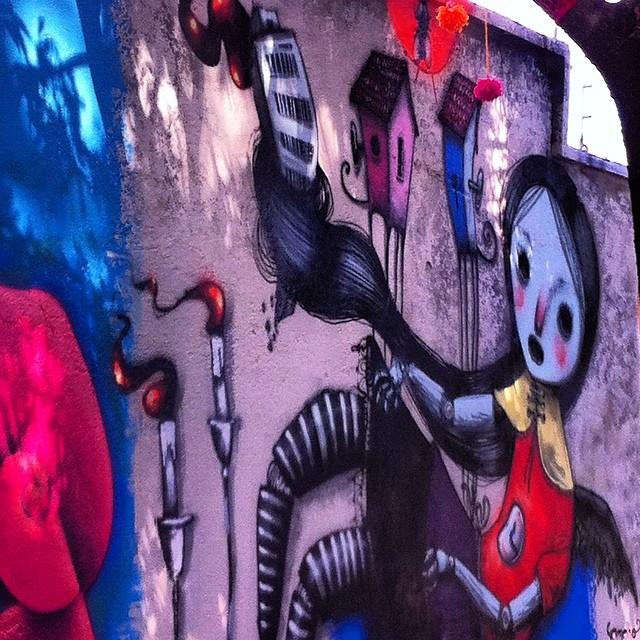 #grafite #grafitesp #streetart #streetartsp #streetartsaopaulo #saopaulowalk #fabricadecultura #vilamariana