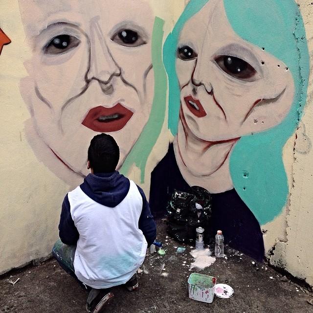 Ojos 87 6° Mutirão Rua Crew Vila Jacuí - São Paulo #ruacrew #streetartsp #streetartsaopaulo #streetarbrazil #sampagraffiti #graffitimagazine #dopeshotbro #DSB_Graff #streetartandgraffiti #urbanart #graffiti #grafite #coolsampa #rsa_graffiti #azstreetart #streetartshots #streetartuncovered #instagrafite #beoriginal #graffitidesign #instagraff #i_support_street_art #isuportstreetart #streetart #sprayart #tv_streetart