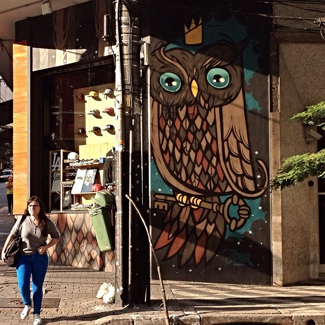 Ronah Cerqueira Cesar - São Paulo #streetartsp #streetartsaopaulo #streetarbrazil #sampagraffiti #graffitimagazine #dopeshotbro #DSB_Graff #streetartandgraffiti #urbanart #graffiti #grafite #coolsampa #rsa_graffiti #azstreetart #azgraffiti #streetartshots #ronah #streetartuncovered #instagrafite #beoriginal #graffitidesign #instagraff #i_support_street_art #wall #isuportstreetart #streetart #graff #sprayart #tv_streetart #coolsampa #saopaulosao