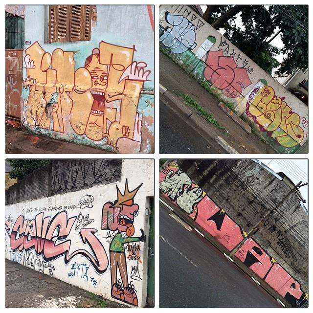 #graffiti #grafite #streetartandgraffiti #streetartsp #streetart #artederua #artenarua #arteurbana