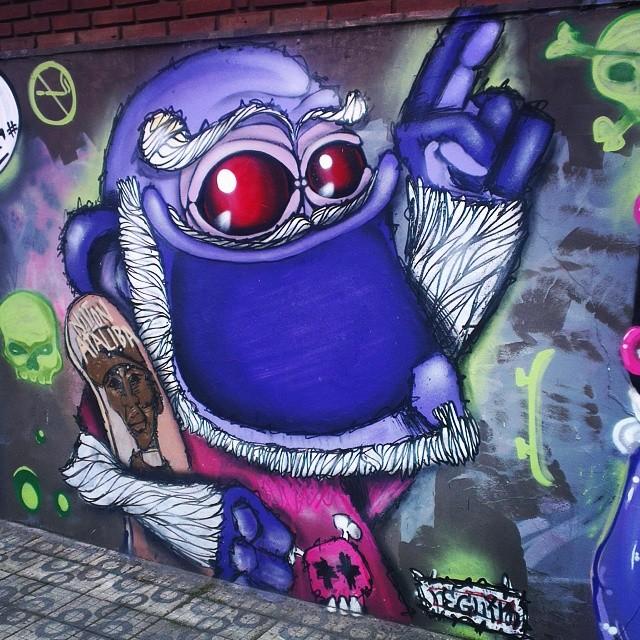 #pixação #art #arte #sp #saopaulo #sãopaulo #grafite