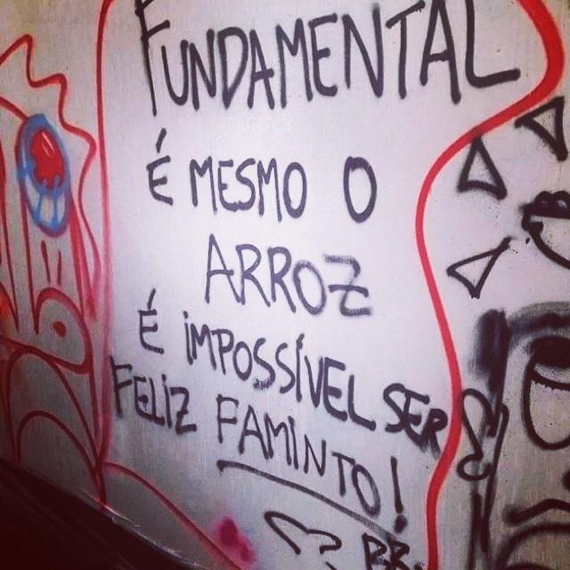 É isso aí!  #good #morning #sp #streetart #streetartsp #saopaulocity #osmurosfalam #osmurosfalam #olharesdesampa #oqueasruasfalam #pelasruas #pelasruasdesampa