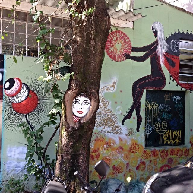 Mônica Ancapi Vila Madalena - São Paulo #monicaancapi #streetartsp #streetartsaopaulo #streetarbrazil #sampagraffiti #graffitimagazine #dopeshotbro #DSB_Graff #streetartandgraffiti #urbanart #graffiti #grafite #coolsampa #rsa_graffiti #streetart #graffiti #grafite #streetartshots #streetartuncovered #graffitidesign #instagraff #i_support_street_art #isuportstreetart #streetartofficial #sprayart #tv_streetart #saopaulosao
