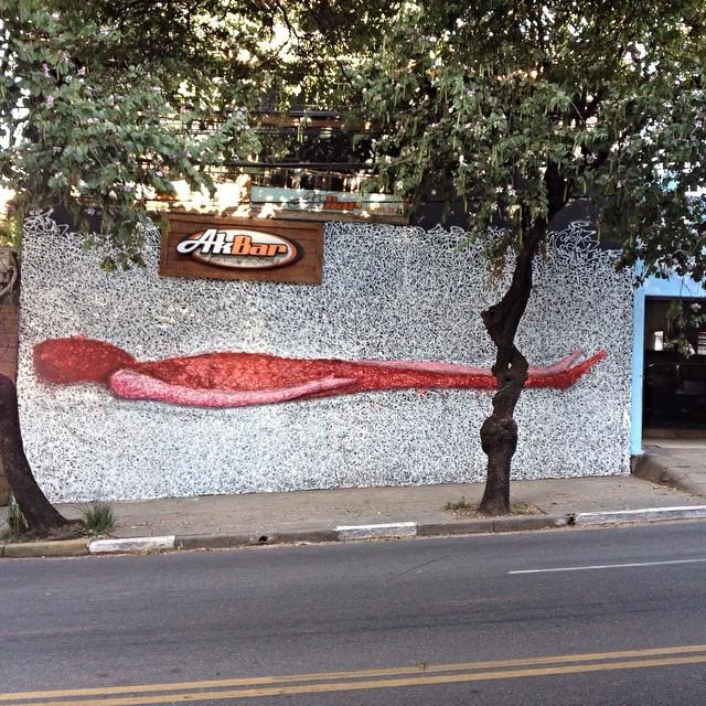 Sliks Vila Madalena São Paulo #sliks #streetartsp #streetartsaopaulo #streetarbrazil #sampagraffiti #graffitimagazine #dopeshotbro #DSB_Graff #streetartandgraffiti #urbanart #graffiti #grafite #coolsampa #rsa_graffiti #streetart #graffiti #grafite #streetartshots #streetartuncovered #graffitidesign #instagraff #i_support_street_art #isuportstreetart #streetartofficial #sprayart #tv_streetart #saopaulosao