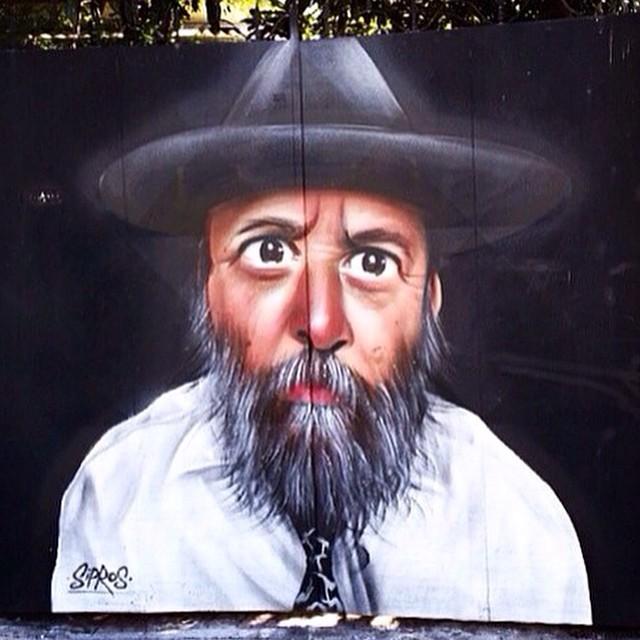 #sp #saopaulo #saopaulowalk #saopaulostreetart #sampa #sampagraffiti #streetart #stencil #streetartsp #rabino #grafite #grafiti #graffiti #grafitesp #graffitibrasil #artederua #artederuasp #artesp #sp4you #splovers #spdagaroa #sp360graus #streetphoto