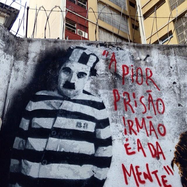 #sp #saopaulo #sp4you #splovers #city #vilamariana #street #sampa #sampagraffiti #saopaulostreetart #sp360graus #art #arte #artederua #artederuasp #grafite #grafiti #graffiti #streetart #streetartsp #urbanart #stencil #chaplin