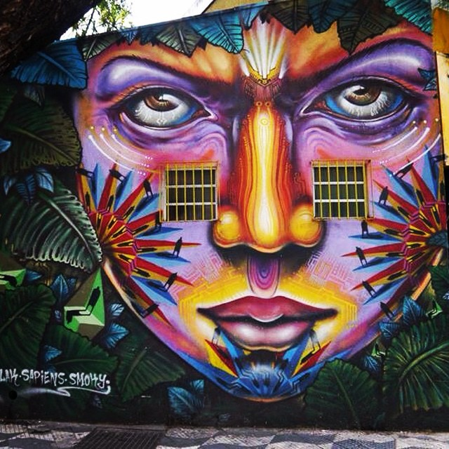 Fantastic collective art by @shalakattack @sapiens_questione & @brunosmoky #shalak #sapiens #smoky #sambadograffiti #sampagraffiti #graffiti #graffiti_clicks #grafite #graf #streetart #streetartsp #streetphoto #streetarteverywhere #streetartphotography #spray #SPBGRAFITE #spraypaint #urbanwall #urbanart #wallart #saopaulo #brasil #rsa_graffiti #DSB_graff #braznu #sampa #tv_streetart #saopaulocity #tv_sa_simplicity_graff #streetartofficial