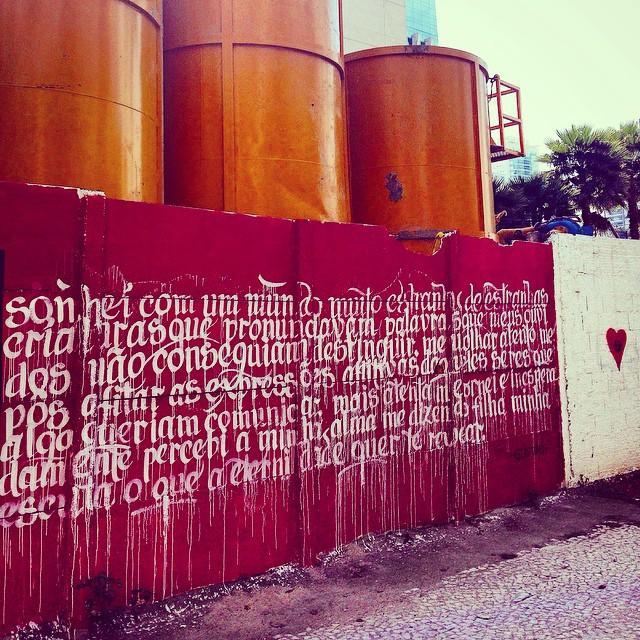 #streetart #urbanart #artederua #asruasfalam #osmurosfalam #gtintori #saopaulo #sp #artederua #arteurbana #streetartsp #urbanartsp