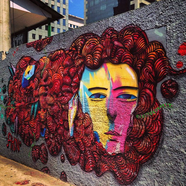 #streetart #urbanart #graffiti #saopaulo #sp #arteurbana #streetartsp #urbanartsp