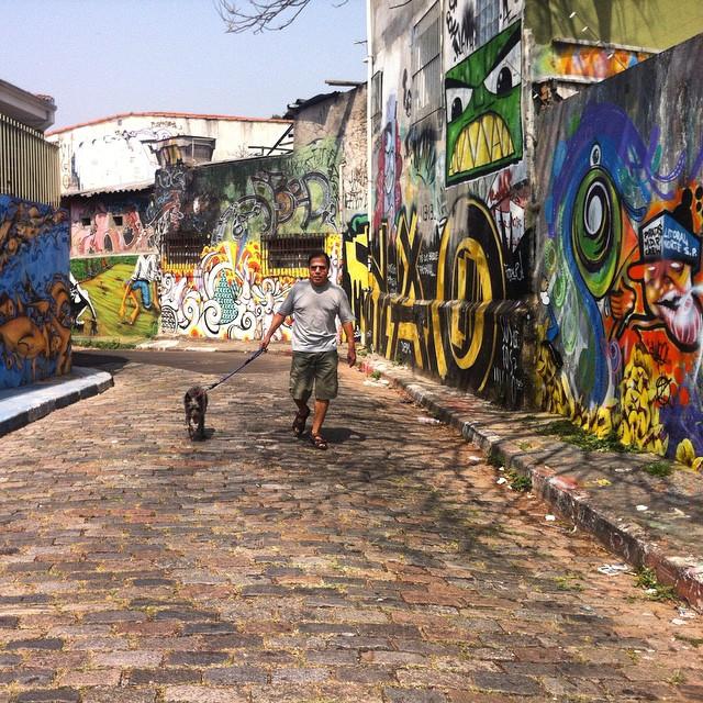 StreetArt São Paulo-SP_Brasi