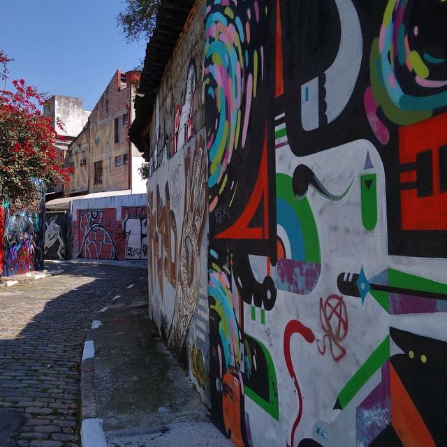 StreetArt São Paulo-SP_Brasil