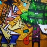 Compartilhado por: @samba.do.graffiti em Oct 14, 2014 @ 09:18