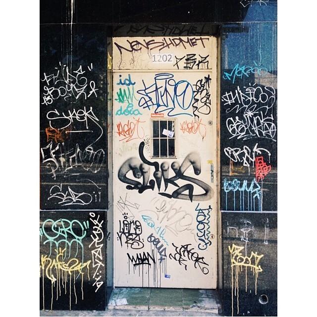 #spdoors  @alexfecc