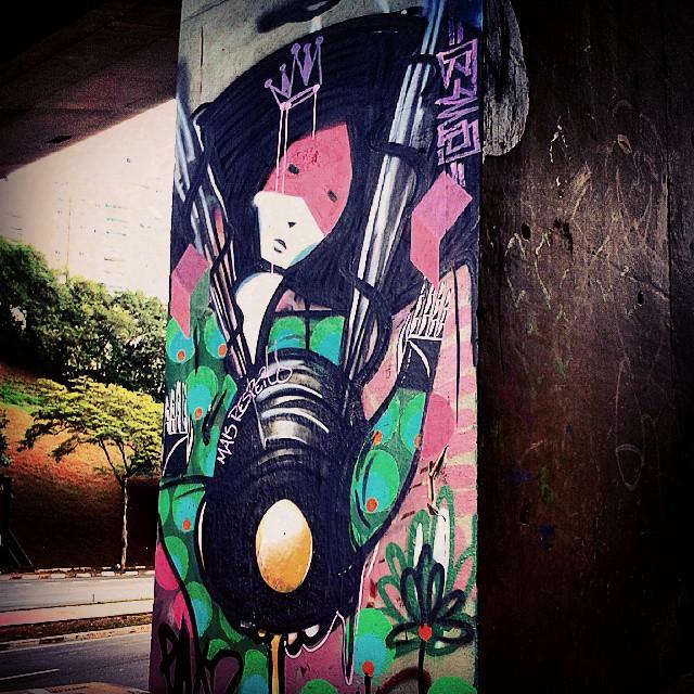 #SP #SPBrazil #SPlovers #pelasruasqueandei #streetart #graffiti #graffitiart #artisticintervention #urbanart #urban #walkinginthestreet #streetlife #art #artederua #arteurbana #murosurbanos #urbanwalls #StreetArtSp