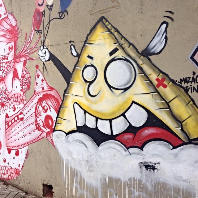 São Miguel Paulista - São Paulo #streetartsp #streetartsaopaulo #streetarbrazil #sampagraffiti #dopeshotbro #DSB_Graff #streetartandgraffiti #urbanart #graffiti #ArtDeLaRue #coolsampa #rsa_graffiti #streetart #grafite #streetartshots #streetartuncovered #instagraff #i_support_street_art #isuportstreetart #streetartofficial #sprayart #tv_streetart #saopaulosao #igerssaopaulo