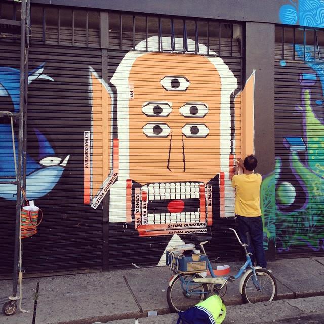 Sid Ferraz #sidferraz #streetartsp #streetart #artederua #saopaulowalk #sampa #saopaulo #ruanews #art #pasteup #lambelambe #jacktwo #sampagraffiti #graffiti #coolsampa