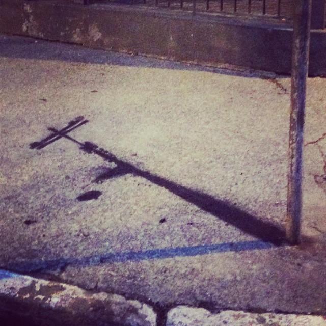 Sombra falsa #roledabarra #streetartsp