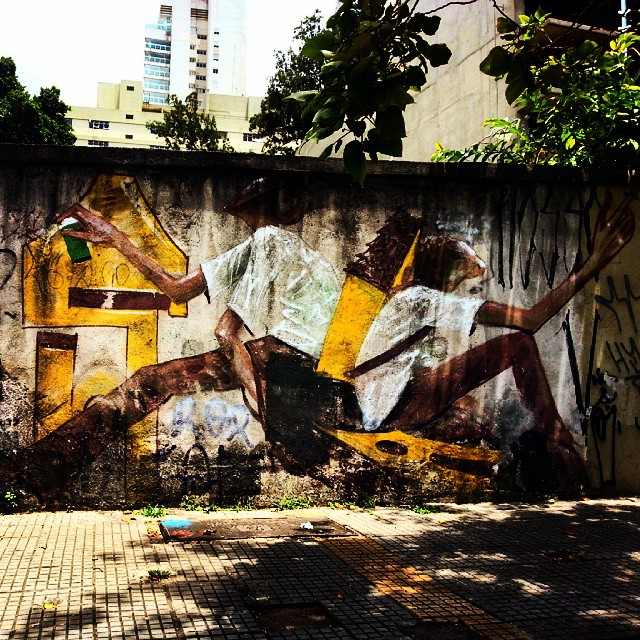 #arturbain #art #artederua #brazilianart #berlin #colors #city #coolsampa #fineart #graf #grafite #graffiti #graffitiart #graffitiartist #graffitigram #instagraffiti #streetartsp # #nyc #streetarts #murosp #mural #picture #tokyo