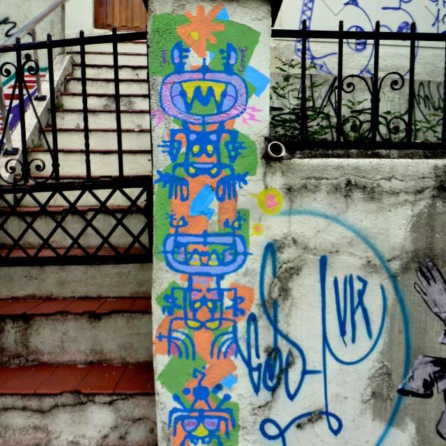 #saopaulograffiti #saopaulostreetart #streetarteverywhere #streetartsaopaulo #saopaulo #streetartsp #streetartandgraffiti #streetartistry #sampagraffiti #streetart #streetartlovers #streetartutopia #artederua #totem #tomwray #thelanguageofthewall #vilamadalenastreetart #vilamadalena