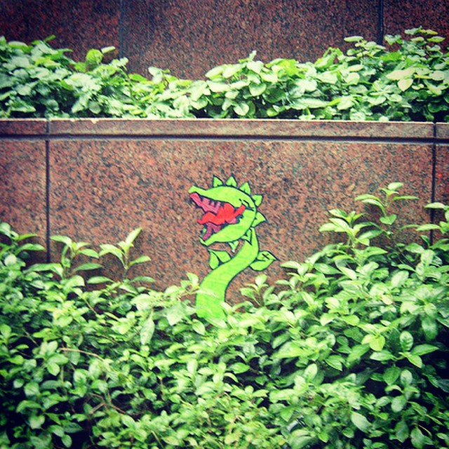 #transgenico #streetart #streetartsp