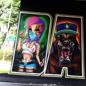 Compartilhado por: @samba.do.graffiti em Jan 26, 2015 @ 19:58