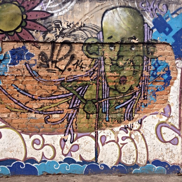 Pinheiros - São Paulo #streetartsp #streetartsaopaulo #streetarbrazil #sampagraffiti #dopeshotbro #DSB_Graff #streetartandgraffiti #urbanart #graffiti #ArtDeLaRue #coolsampa #rsa_graffiti #streetart #grafite #streetartshots #streetartuncovered #instagraff #i_support_street_art #isuportstreetart #streetartofficial #sprayart #tv_streetart #saopaulosao #igerssaopaulo #elgraffiti