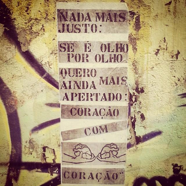 #StreetArtSP #nasruasdesaopaulo