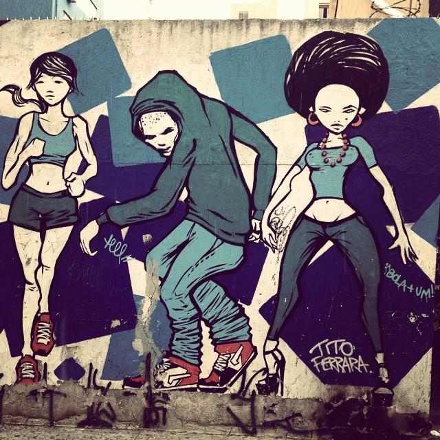 Old one from @titoferrara in Santa Cecilia (São Paulo) #titoferrara #santacecilia #minhocão #sambadograffiti #sampagraffiti #graffiti #graffiti_clicks #grafite #graf #streetart #streetartsp #streetphoto #streetarteverywhere #streetartphotography #spray #spraypaint #urbanwall #urbanart #wallart #saopaulo #brasil #rsa_graffiti #DSB_graff #braznu #sampa #tv_streetart #saopaulocity #tv_sa_simplicity_graff #streetartofficial