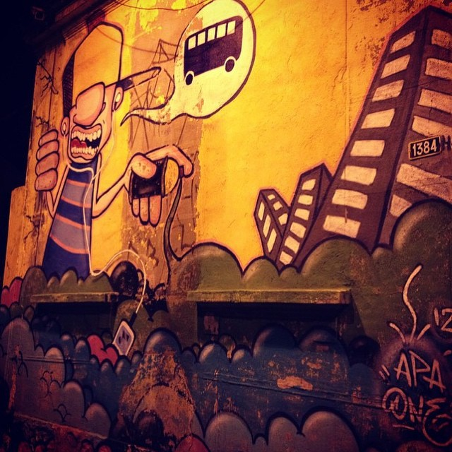 2012 - Mooca - SP #graffiti #arteurbana #cores #arte #graff #maiscorporfavor #menoscinza #colors #streetart #art #apaone #apa #mooca #sp #streetartsp #011 #2012