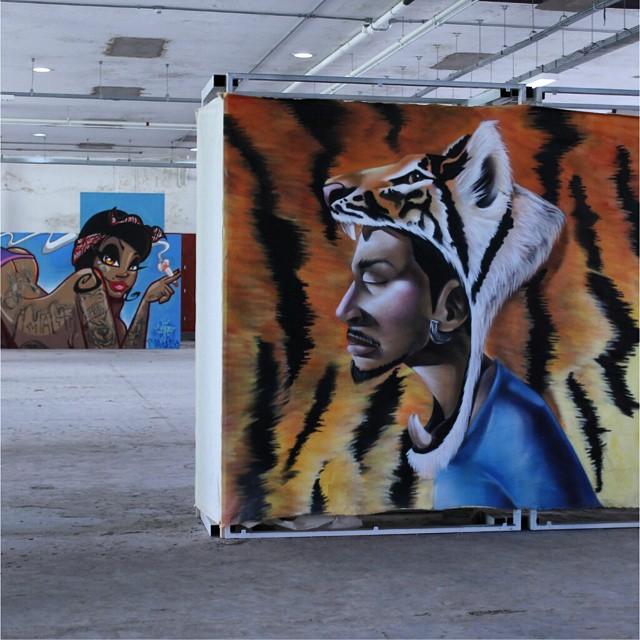 3a. Bienal Graffiti Fine Art
