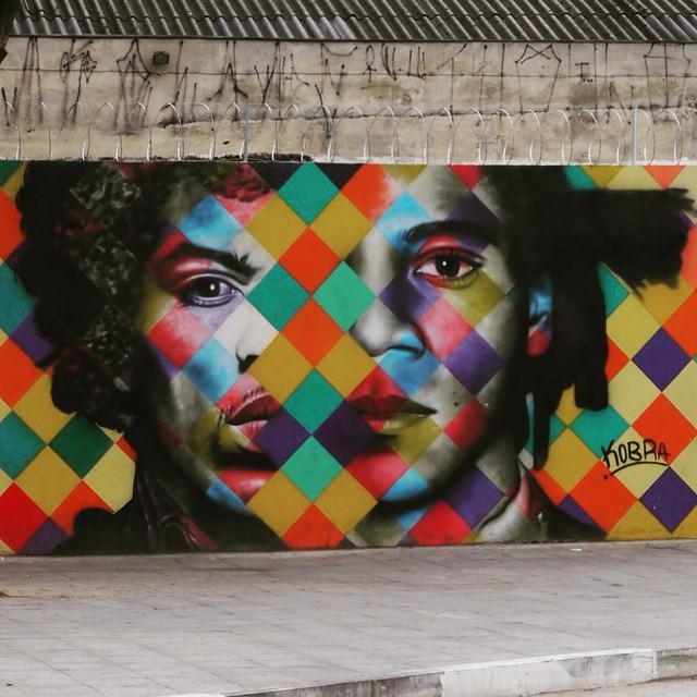 Guess who was painted by @kobrastreetart #kobra #sambadograffiti #sampagraffiti #graffiti #graffiti_clicks #grafite #graf #streetart #streetartsp #streetphoto #streetarteverywhere #streetartphotography #spray #spraypaint #urbanwall #urbanart #wallart #saopaulo #brasil #rsa_graffiti #DSB_graff #braznu #sampa #tv_streetart #saopaulocity #tv_sa_simplicity_graff #streetartofficial #pinheiros