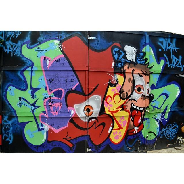 StreetArt em Sampa