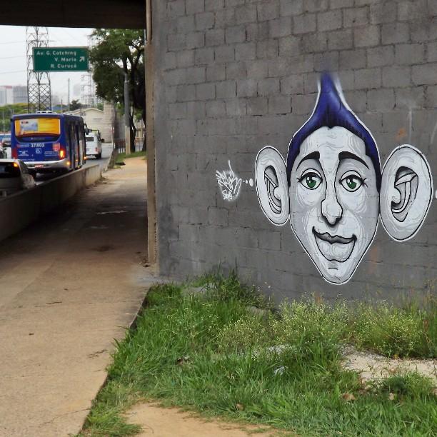 •••braSil••• #chivitz #graffiti_of_our_world #sampagraffiti #graffitibr #artederua #graffiti_br #ig_graffiti #rsa_graffiti #streetartsp #streetcandy #dsb_graff #streetart #graffitisp #streetshots #urbanart #graffitiporn #graffitiplanet #graff #graffiti #tv_streetart #ingf #grafflife #streetphotography #spgraffiti #saopaulo #graffitibt #graffitibrasil #marginaltiete #brasil