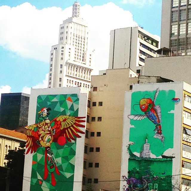 Existe amor em sp... #graffiti #graffitisp #graffitiart #streetartsp #urbanart