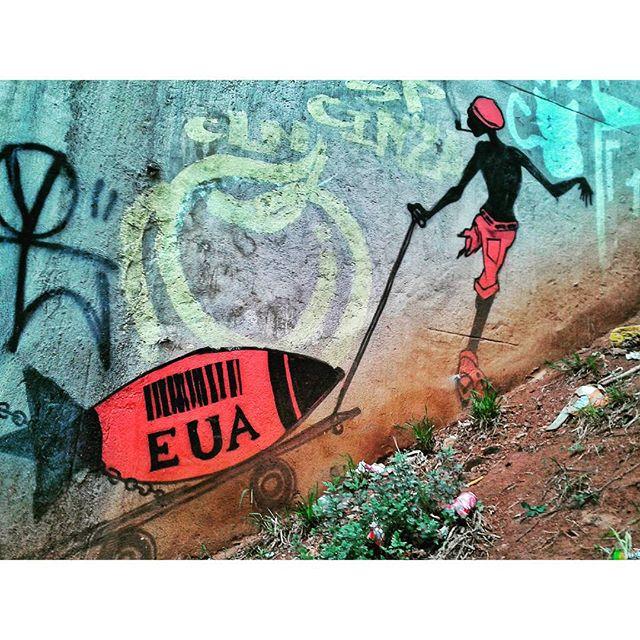 Hallowen, Brasil 2015 #graffitiserie #saopaulocity #streetartsp #graffiti #photoofday #photo