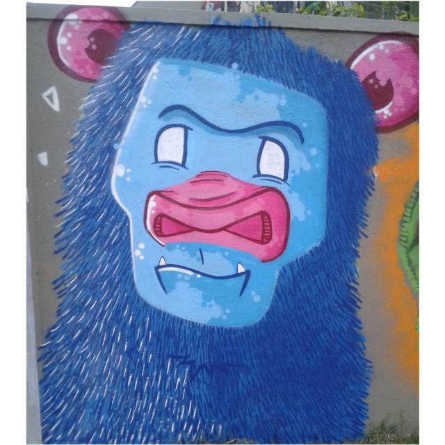 Role de sabado! Morro doce - Z/O - 2015 #graffiti #graff #graffart #graffitiartist #graffitistyle #art #arte #brazilianstyle #brazilianart #brazilianartist #brazil #urbanstyle #urbanartist #urbanart #urbanstyle #colors #color #cartoons #character #comic #streetart #streetartsp #apa #apaone #artist #maiscorporfavor