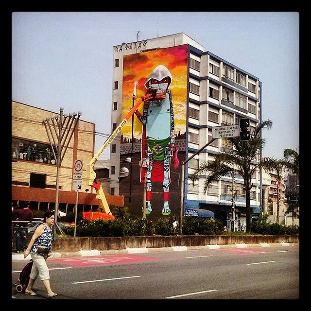 #streetart #streetartsp #olharesdesampa