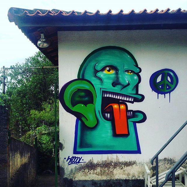 Скетч от @sacoolarts в Сан-Паулу. #sacool #saopaulowalk #graffitisp #streetartsp #graffitisaopaulo #igersbrazil #ig_brazil #graffitibrazil #граффити_tschelovek #streetart #urbanart #graffiti #mural #стритарт #граффити #wallart #graffitiart #art #paint #painting #artederua #grafite #arteurbana #graffiticulture #streetart_daily #streetarteverywhere