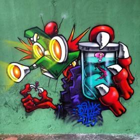 Compartilhado por: @tschelovek_graffiti em Nov 04, 2015 @ 02:50