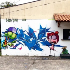 Compartilhado por: @tschelovek_graffiti em Nov 15, 2015 @ 12:06