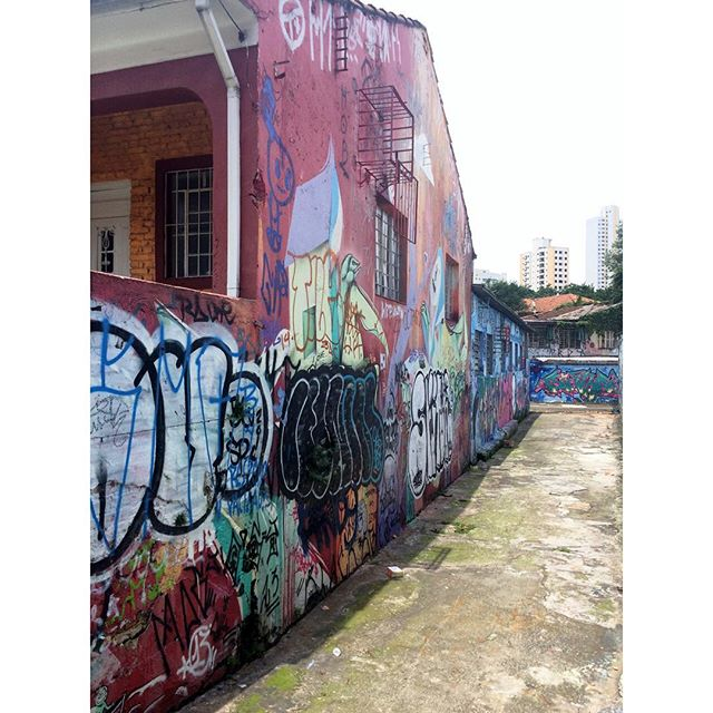 StreetArt em Sampa Câmera: #iPhone5s