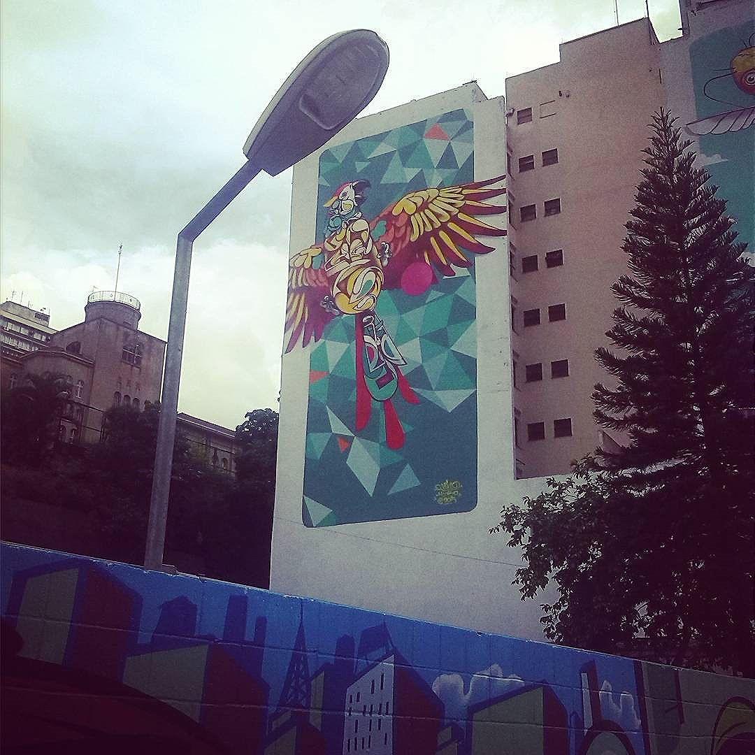 #STREETART  #canvas #streetartsp #saopaulo  #top #gsp