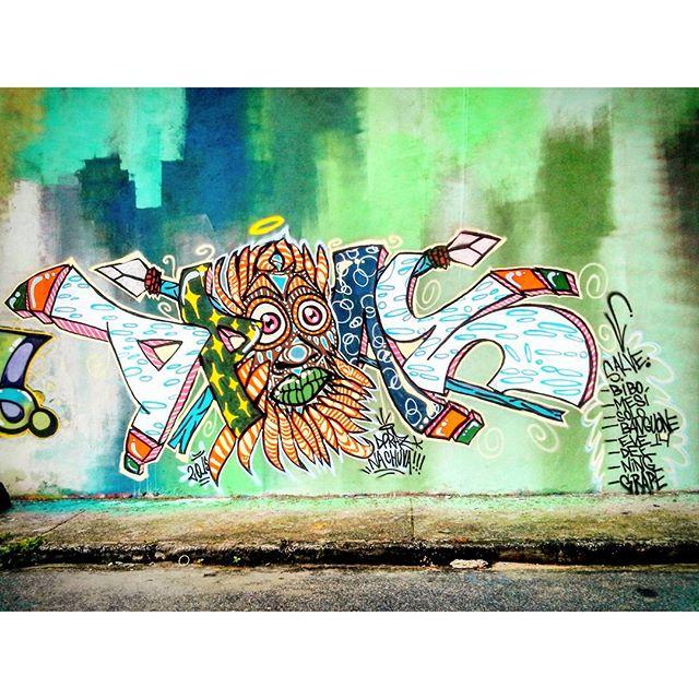 Graffiti feito em José Bonifácio, São Paulo-SP. Por DPRAZ. 2015 #danyahupraz #dpraz #graffiti #intervençãourbana #arteurbana #artederua #cores #sprayarte #colorginarteurbana #artesvisuais #urbanart #streetart #colors #sprayart #visualarts #instagraffiti #instastreetart #streetartbrazil #graffitibrazil #streetartsp