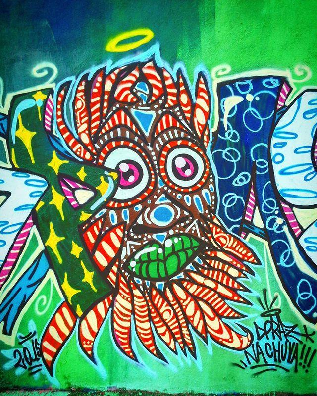 Detalhe da  Intervenção  Urbana  feita em  José  Bonifácio,  São  Paulo-SP. Por DPRAZ.  2015  #danyahupraz #dpraz #arteurbana #artederua #intervençãourbana #cores #sprayarte #colorginarteurbana #artesvisuais  #pinturaderua #urbanart #streetart #colors #sprayart #visualarts #streetpainting #instagraffiti #instastreetart #streetartbrazil #streetartsp