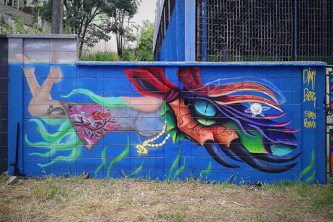 Dimy e eu Berg. Morro Doce . São Paulo no Art in Home.
