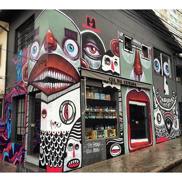 Работа @titoferrara @elvismourao в Сан-Паулу. #TitoFerrara #elvismourao #graffitisp #graffitisaopaulo #streetartsp #streetartbrazil #streetartbrasil #streetartbr #brazilstreetart #graffitibrasil #brasilgraffiti #brazilgraffiti #igersbrazil #ig_brazil #graffitibrazil #граффити_tschelovek #streetart #urbanart #graffiti #mural #стритарт #граффити #wallart #artederua #arteurbana #streetart_daily #streetarteverywhere