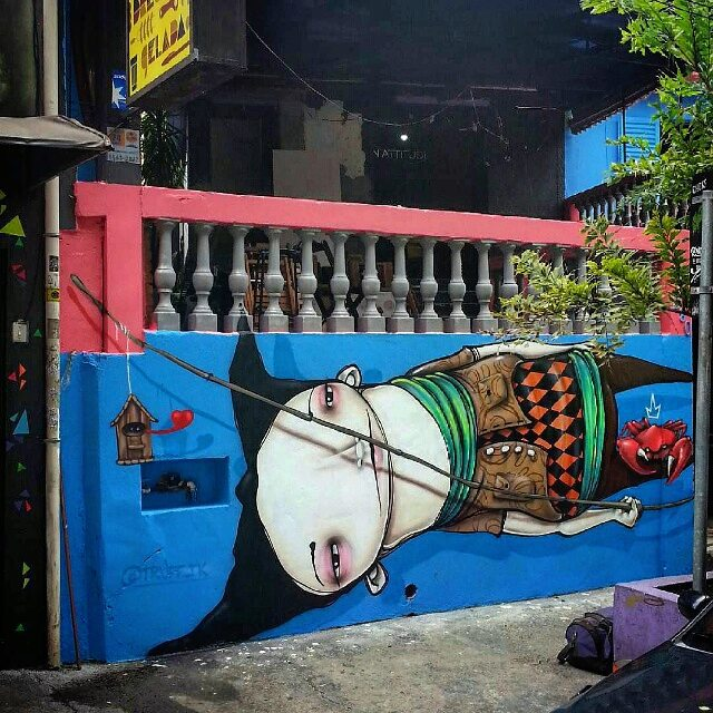 @truff_tk нарисовал в Сан-Паулу. #truff #graffitisp #graffitisaopaulo #streetartsp #streetartbr #graffitibrasil #igersbrazil #ig_brazil #graffitibrazil #граффити_tschelovek #streetart #urbanart #graffiti #mural #стритарт #граффити #wallart #graffitiart #artederua #grafite #arteurbana #graffiticulture #graffitiwall #streetart_daily #streetarteverywhere